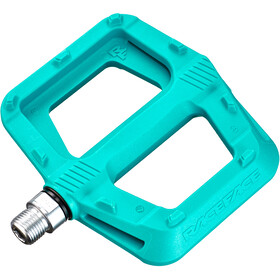 Race Face Ride Pedals turquoise